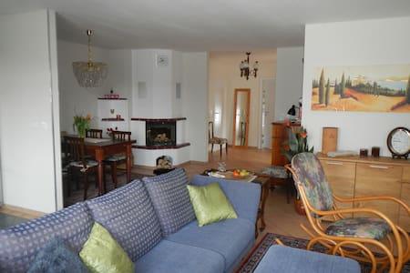 Perle am Main mit Wohlfühlgarantie - Sulzbach am Main - Lägenhet
