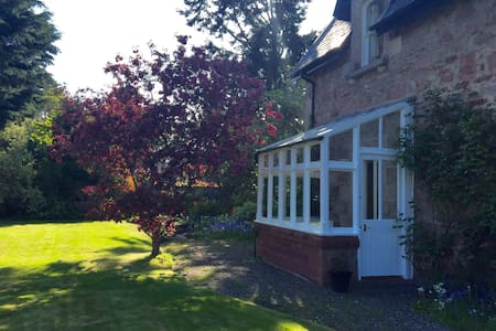 The Garden Suite, self contained with sun lounge - Inverness - Departamento