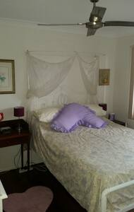 Double Bed  Hinterland Homestay - Cooran