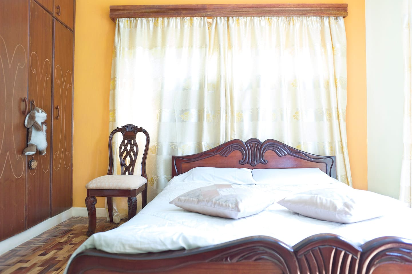 Lovely fully furnished apartment