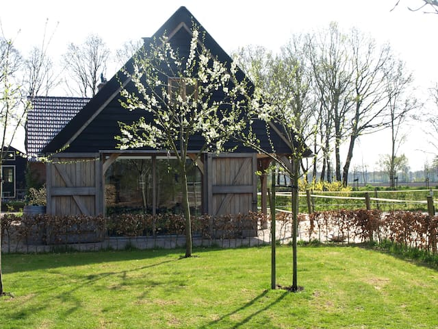 Romantic cottage - Ruinen - Srub
