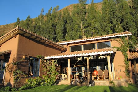 Habitaciones rodeadas de naturaleza - Pisac - ที่พักพร้อมอาหารเช้า