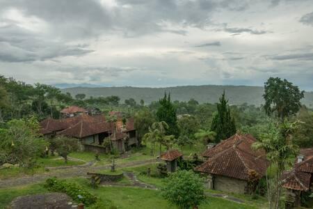 Quiet Jungle Villa - Wanagiri