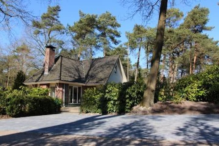 Lovely nature, wheelchair friendly - Beekbergen - House
