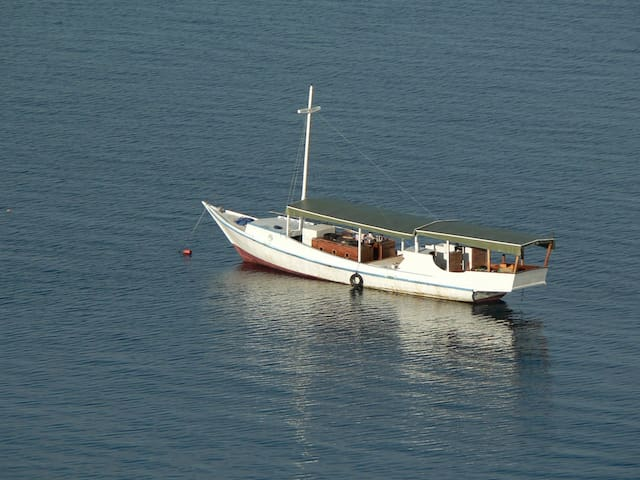 "The ""Waelena"" boat - Komodo - Barco"