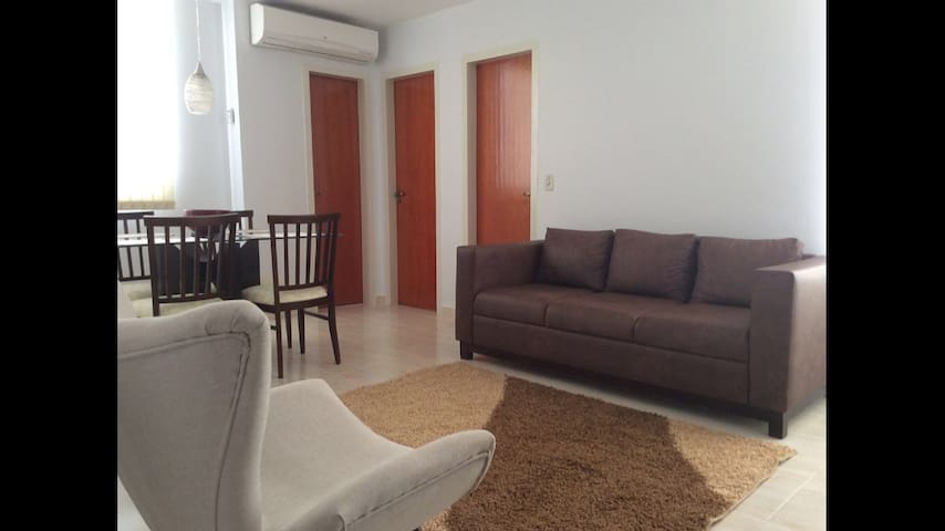 Very nice apartament - Goiânia - Квартира