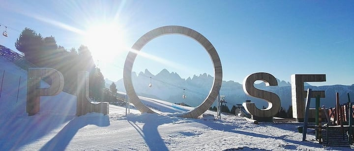 South Tyrol , St Andrea 2 min to SKI cablecar