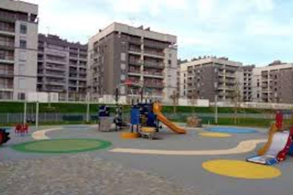Area gioco