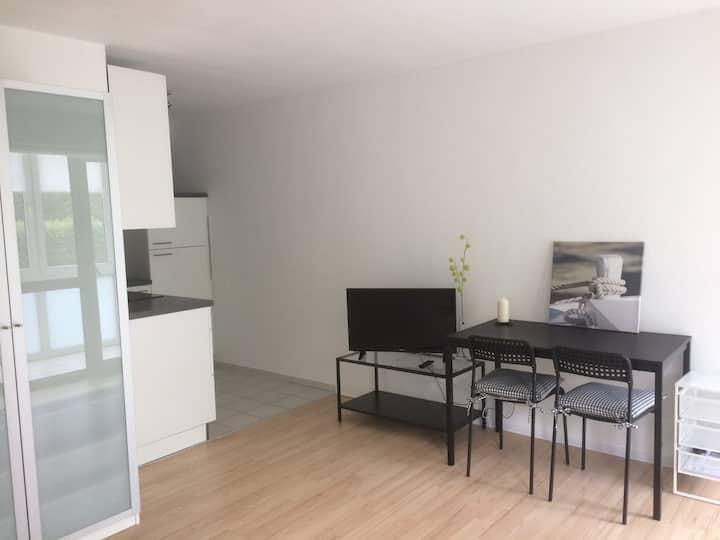 Vollmöblierte Wohnung IN Zentrum, 850€/Mon.warm