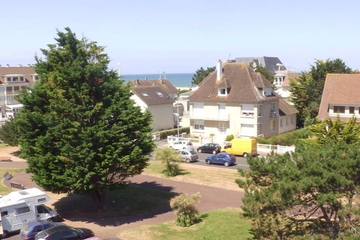 Appartement à 80 mètres de la mer - Merville-Franceville-Plage - Appartement