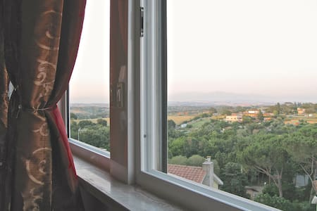 Panoramic flat, 20 min from Vatican - Rome