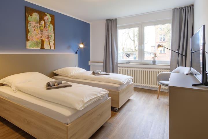 Ferienwohnung/App. für 2 Gäste mit 34m² in Duisburg (120287)