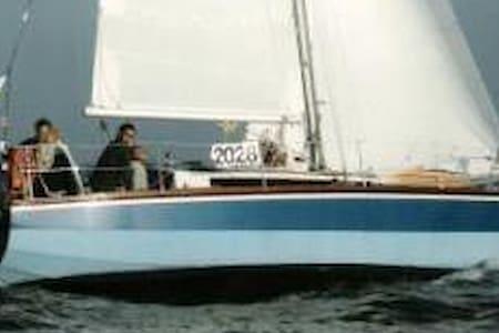 Zeilboot Waarschip Hout 9.00 - Bussum