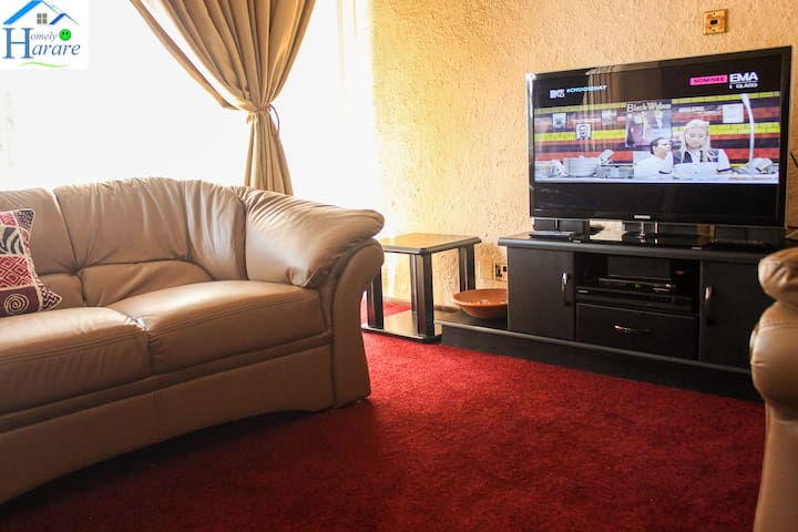 Lolo's 1 Bed Apartment(5min to CBD) - Harare - Appartement