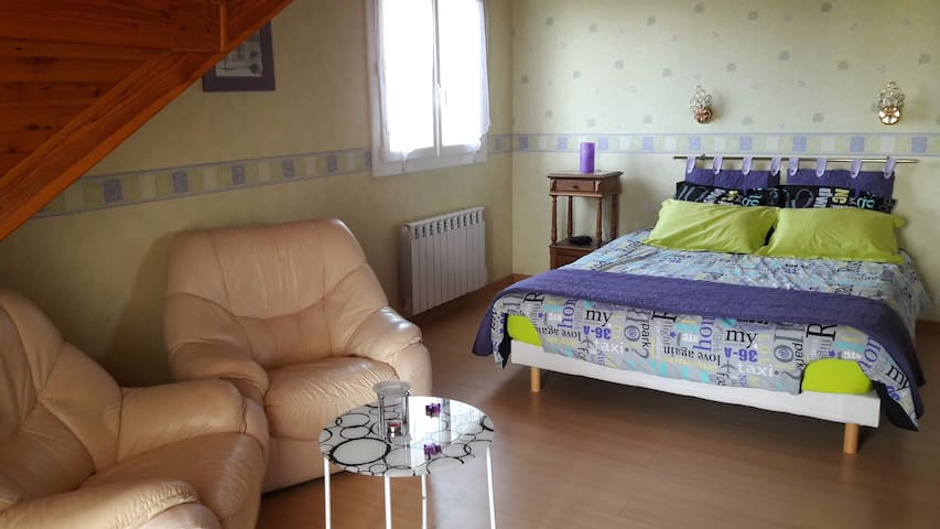 Apartement complet  1 chambre - Buros - Wohnung