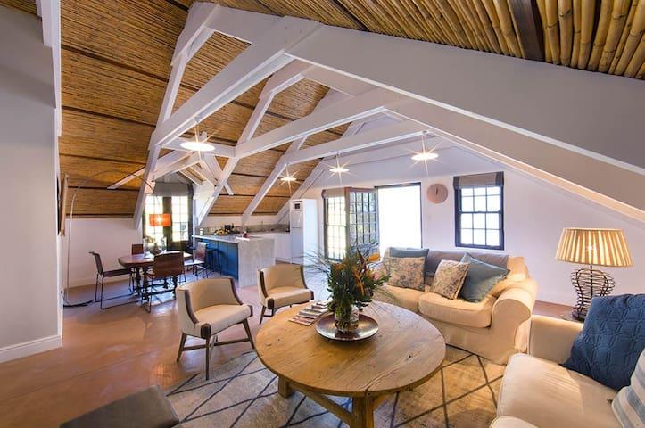 Luxury Loft, Bartinney Wine Estate