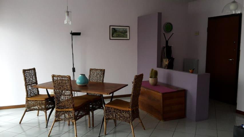 Appartamento Trucca - H.Papa Giovanni  (4p)