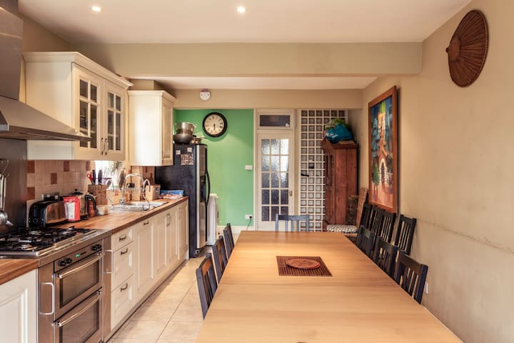 Big Gorgeous Family Home - 5★ Central London - London - Hus