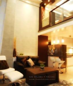 LUXURY 1 BR FURNISHED CONDO LOFT - Cebu City - Loft