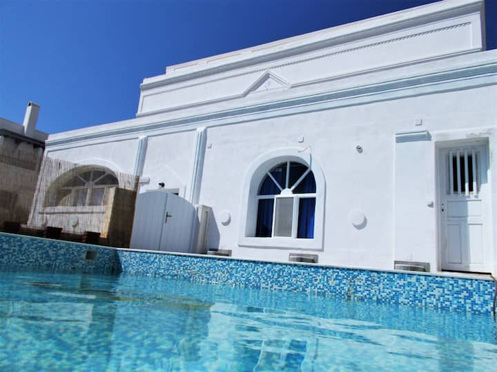Loukas Kontos Traditional House (swimming pool)