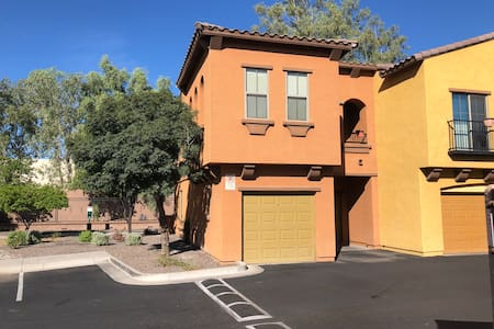 Zen place, Master Suite w privacy close to ASU