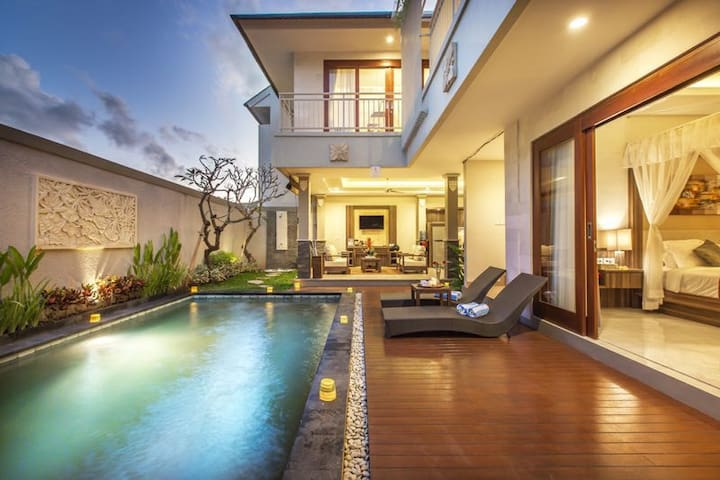 suna's villa uluwatu 3 bedroomprivatepool(unit 8)