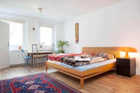 Central cozy Apt at Alexanderplatz - 柏林 - 公寓