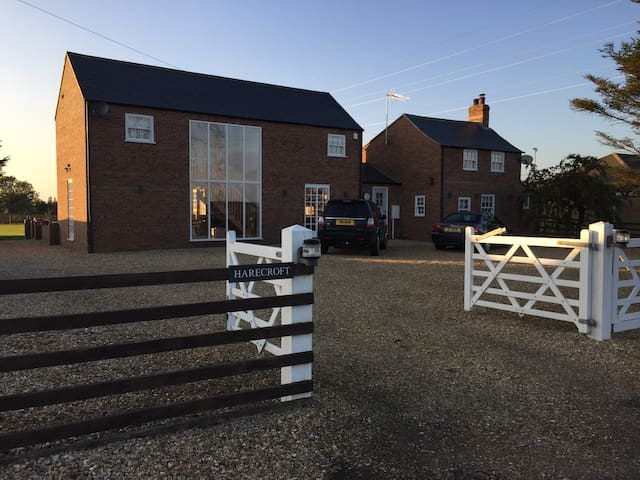 Harecroft - The Cottage - Spalding - Cabana