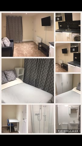 1 Bedroom in South East London (Welling)