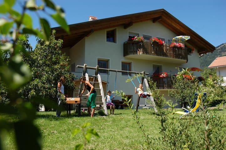 Ferienwohnungen  am Bauernhof - Glurns - Apartment