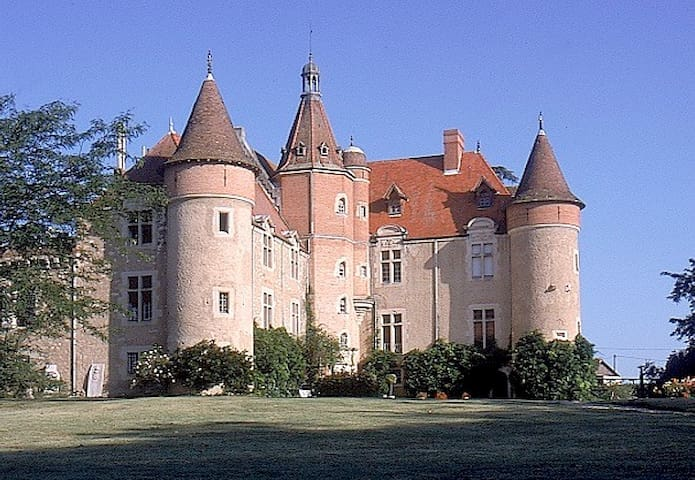 Chambres au chateau de La Serre - Cambounet-sur-le-Sor - Şato