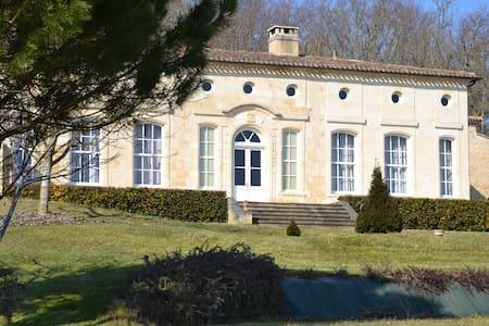 Château XVIII - Vignoble St Emilion - Nérigean