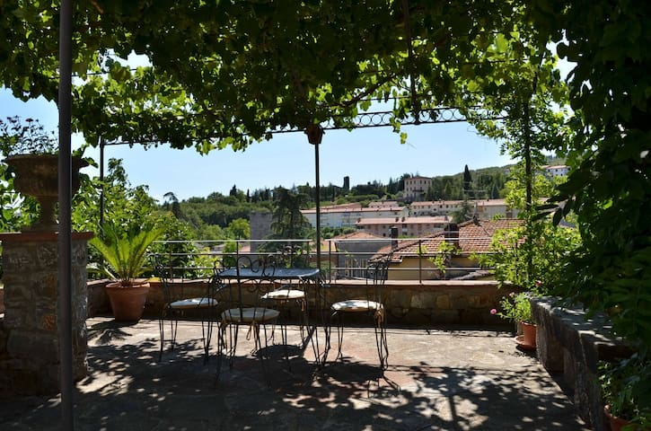 Casa Ciaccheri - Gaiole In Chianti - Leilighet