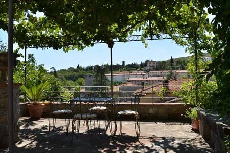 Casa Ciaccheri - Gaiole In Chianti - Daire