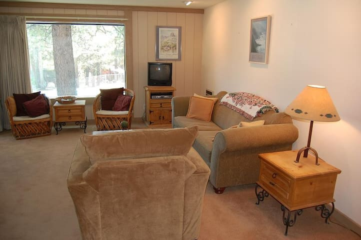 Cozy Condo across from Chair 15 - Mammoth Lakes - Huoneisto