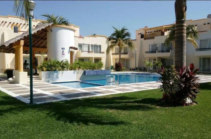El departamento ideal para ti en Acapulco Diamante