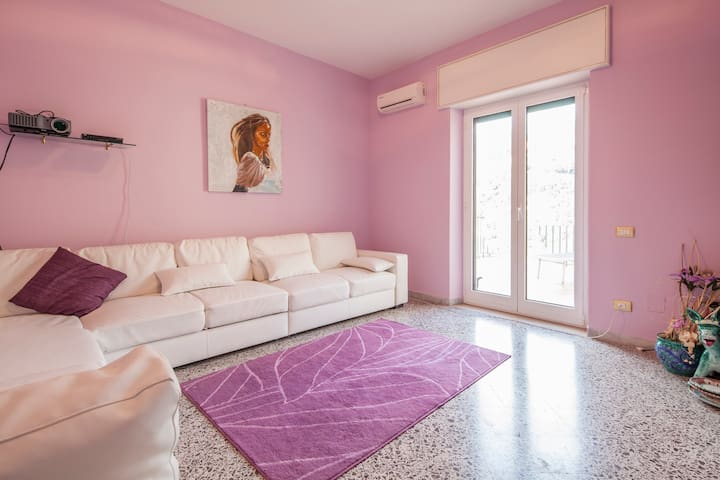 Wonderful apartment - Amalfi Coast - Vietri Sul Mare - Apartament