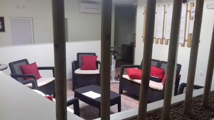 """""""Beja Hostel"""" - Sala de convívio 1º piso"""