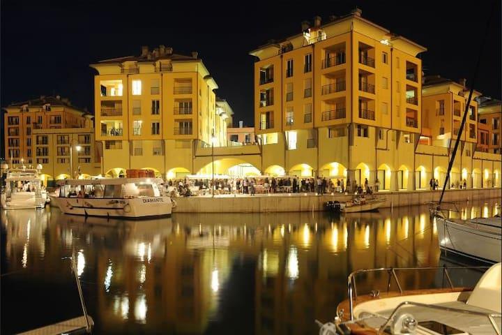 Borgo by night