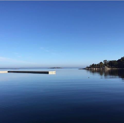 Unique  Archipelago living in Sandhamn - Stockholm