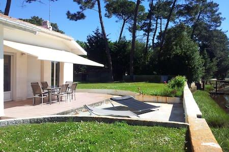 Villa 4*, 6 pers Hossegor 150m golf - Hossegor - 別荘