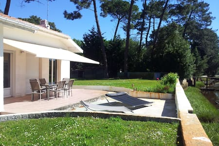 Villa 4*, 6 pers Hossegor 150m golf - Hossegor