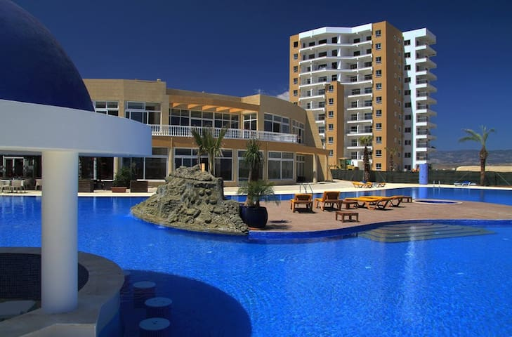 Studio in 5* SPA center - Famagusta - Apartment