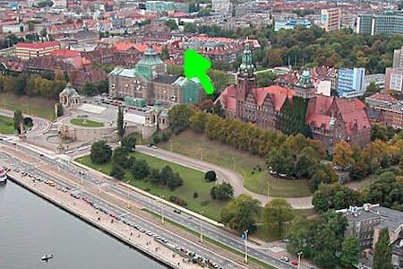 Apartament Wały Chrobrego - Szczecin