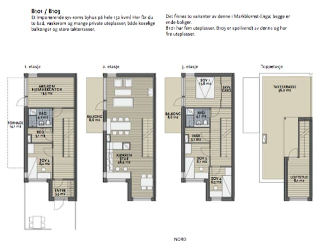Floor plan of the house: The study on the ground floor has a double fold out sofa.