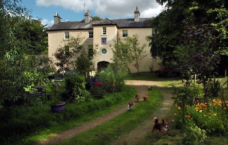 Delightful 4bedrmd Manor House 1680 - Foxford