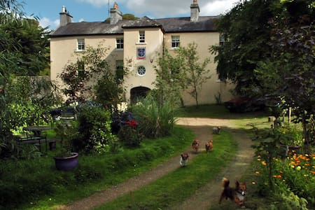 Delightful 4bedrmd Manor House. - Foxford