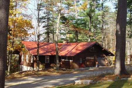 North Conway Village Chalet 850sqFt