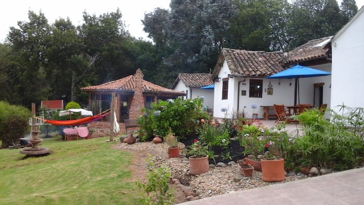 Hermosa casa boutique en Chocontá