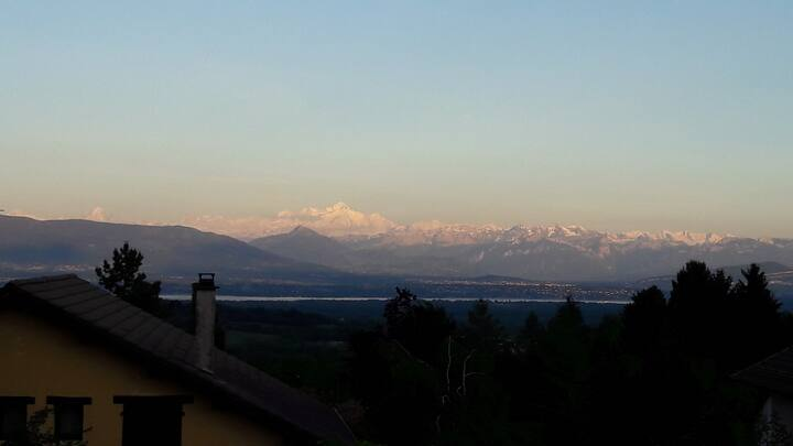 Christmas Vacation in Jura Mountains!